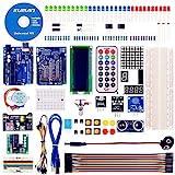 kuman Más Completo y Avanzado Mega Starter Kit para R3 con Guías...