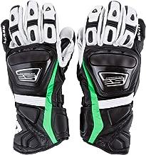 Revit FGS082 1850-XL Stellar Gloves for Men - XL, Black Acid and Green