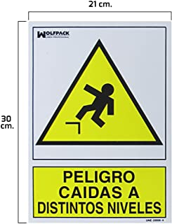 Amazon.es: WOLFPACK - Señales y señalización de seguridad ...