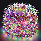 Abkshine 100M 800 LED Christmas Tree Lights,...
