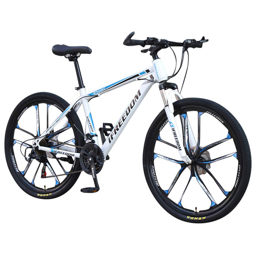 DJFUGFH 26 Inch 21-speed Bikes for Adults and Teenagers,Lightweight Outdoor Bike