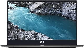 DELL XPS 15 (15-XPS-1254-SLR) Slim Laptop, Intel Core i7-8750H, 15.6 Inch, 1TB+128GB, 8GB RAM, Nvidia GTX 1050Ti 4GB, Win10, Eng-Ara KB, Silver
