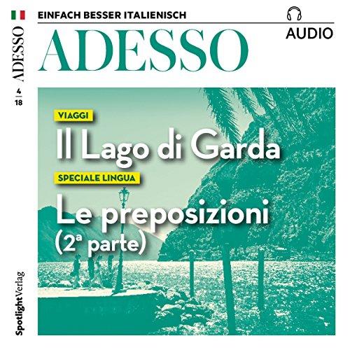 ADESSO Audio - Il Lago di Garda. 4/2018 Titelbild