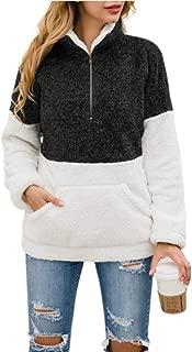 Best black fleece pullover Reviews