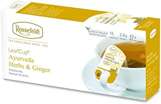 Ronnefeldt LeafCup Ayurveda Herbs & Ginger