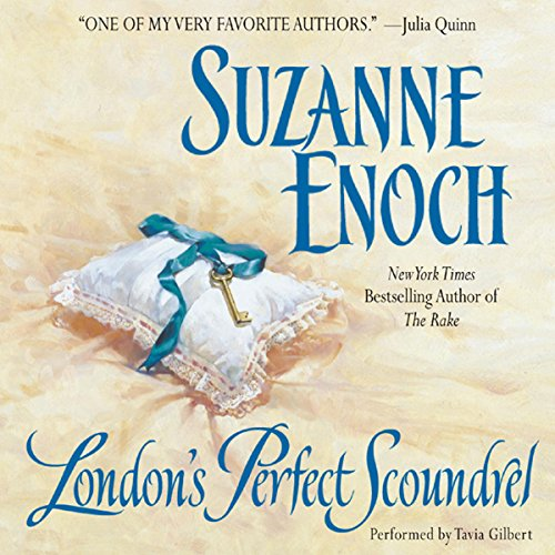 London's Perfect Scoundrel audiobook cover art