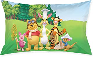 Pillow Cases Winnie Pooh Catch Butterflies Throw Cushion Covers Body Pillow Cover for Car Sofa Bed Home Decor 20