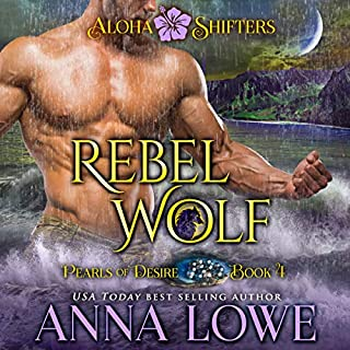 Rebel Wolf audiobook cover art
