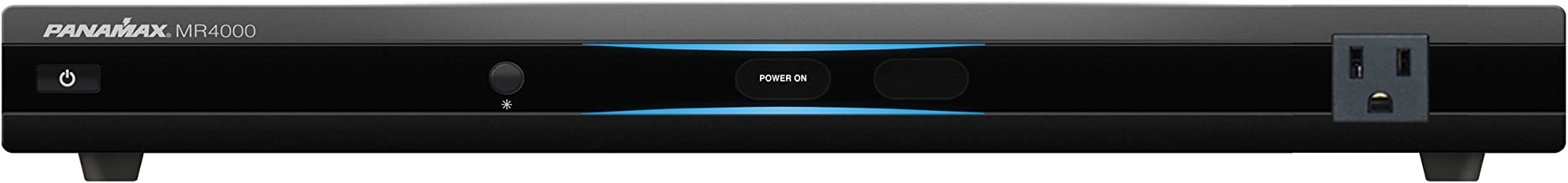 Panamax MR4000 MR4000 8-Outlet Home Theater Power Management with Surge Protection and Power Conditioning