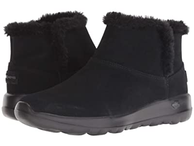 SKECHERS Performance On-The-Go Joy Bundle Up (Black) Women