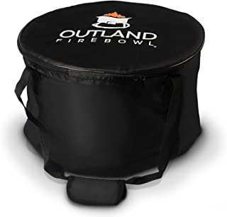 Outland Firebowl UV and Weather Resistant 760 Standard Carry Bag, Fits 19-Inch Diameter Outdoor Portable Propane Gas Fire Pit