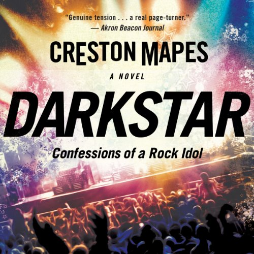 Dark Star: Confessions of a Rock Idol audiobook cover art