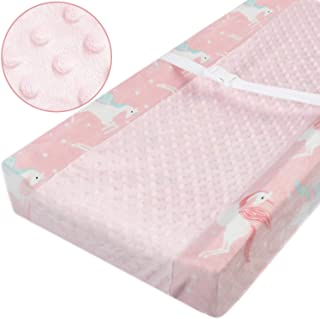 changing pad covers for girls