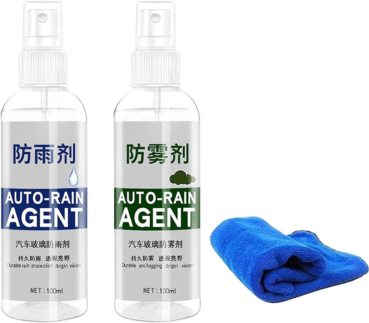 100ml Car Glass Japan Maker New Waterproof Agent Coating Fogging Indefinitely