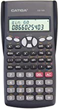 CATIGA CS-183 2-Line LCD Display Scientific Calculator – Suitable for School and Business