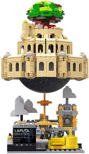 servicio considerado Luckgame Puzzle para Niños Sky City Music Box Fighting Fighting Fighting Blocks Puzzle  al precio mas bajo