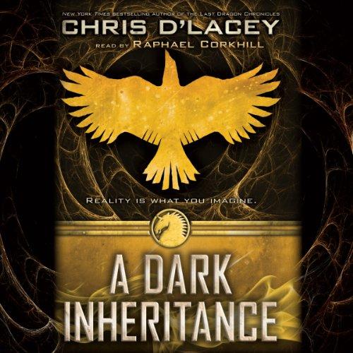 A Dark Inheritance audiobook cover art