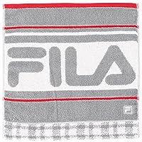 フィラ(雑貨)(FILA) 【34×35cm】アペルトウォッシュタオル(レディース/メンズ)【グレー/**】