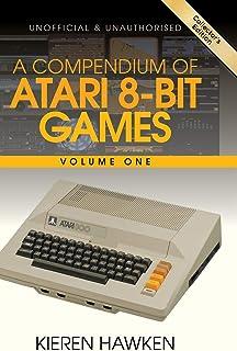 A Compendium of Atari 8-bit Games - Volume One
