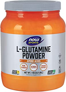 Now Sports Nutrition, L-Glutamine Powder, 35.3-Ounce