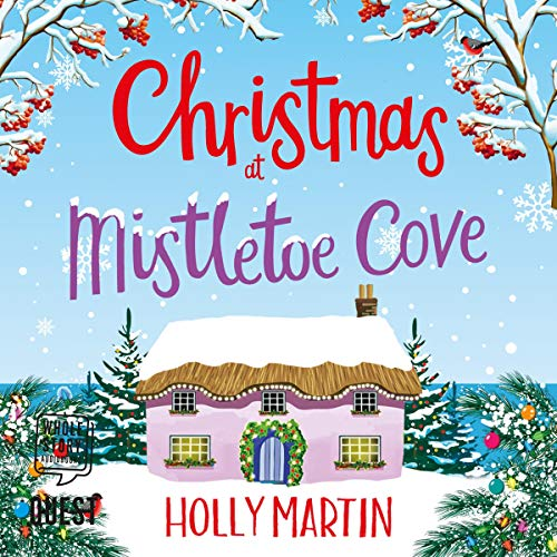 Christmas at Mistletoe Cove cover art