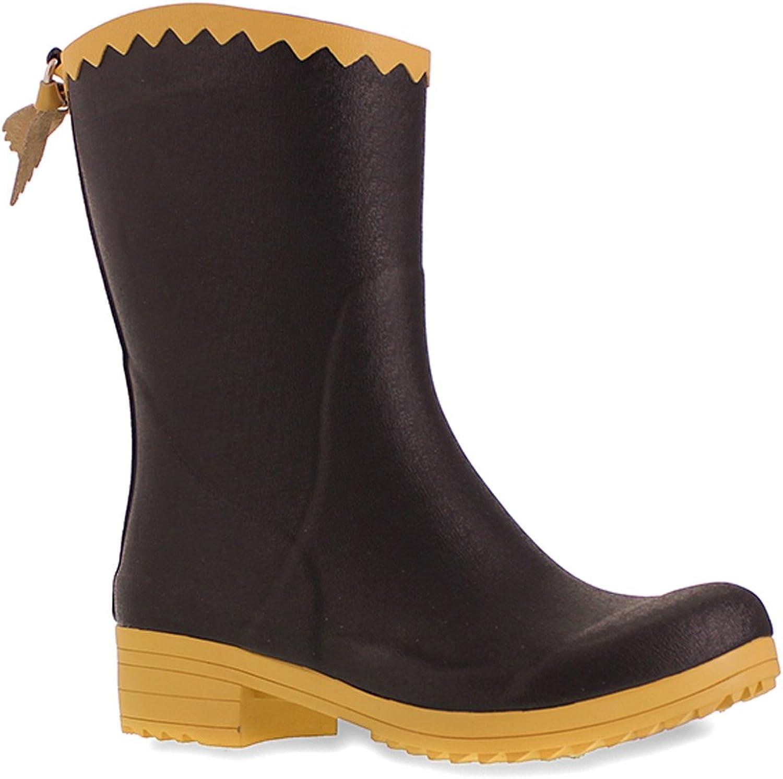 Sanita Women's Splash from The Past Pull On Rain Boot