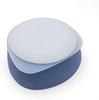Sleepypod Yummy Travel Bowl-Blueberry-Small