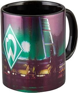 SV Werder Bremen Tasse, Becher Weser-Stadion metallic