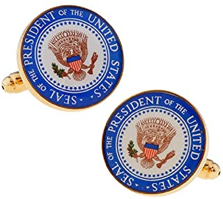 Best presidential seal cufflinks Reviews