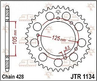 JTR1316.41 Compatibile con NC 700-750 Corone 41 denti X-ADV 500 CB F//R//X