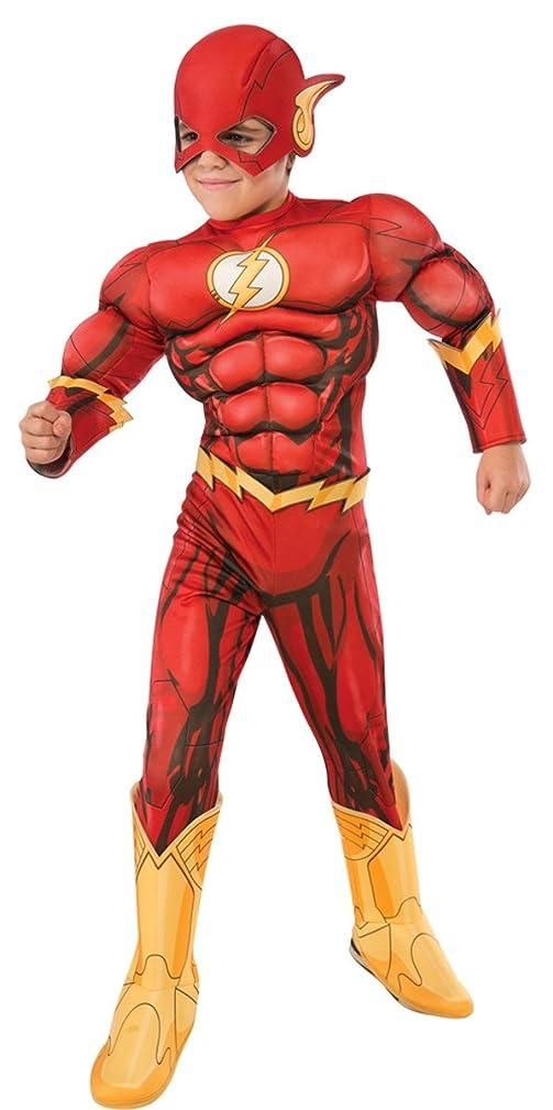 Deluxe Flash Child Costume - Medium