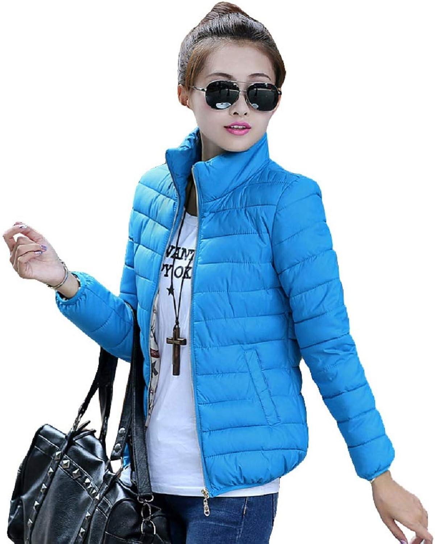 Aehoor Womens Winter Down Jacket StCollar Ultra Light 90% Duck Down to Keep Warm