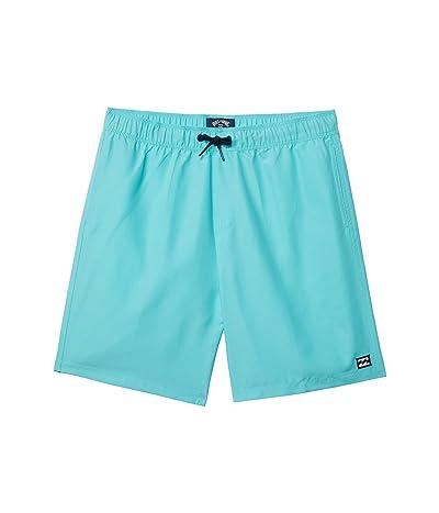 Billabong Kids All Day Layback Swim Shorts (Big Kids)