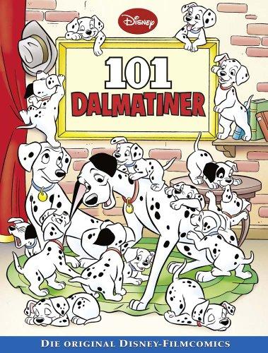 BamS-Edition, Disney Filmcomics: 101 Dalmatiner