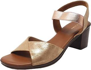 Lazera Fashion Sandals Gold