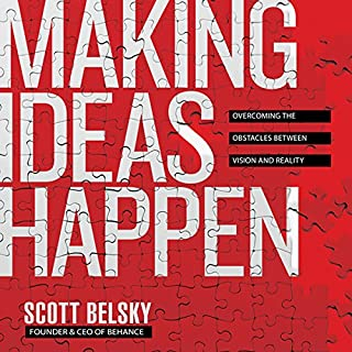 Making Ideas Happen cover art