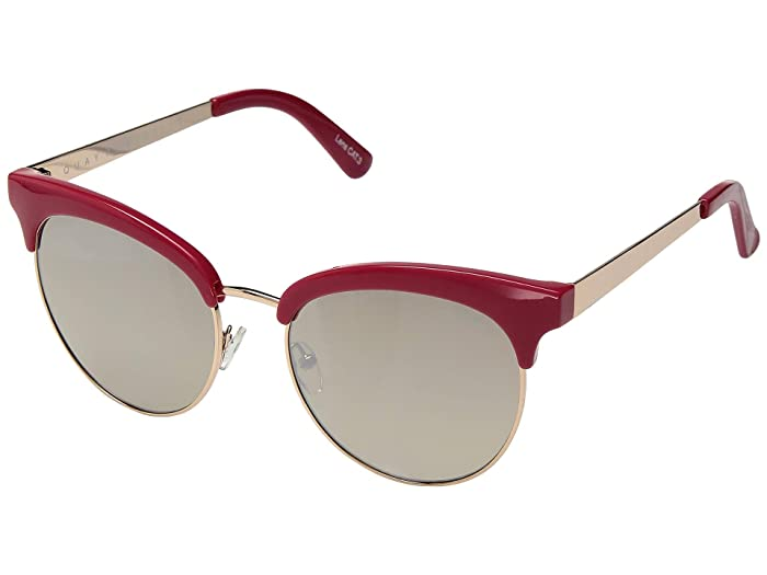Cherry (Red/Brown) Fashion Sunglasses