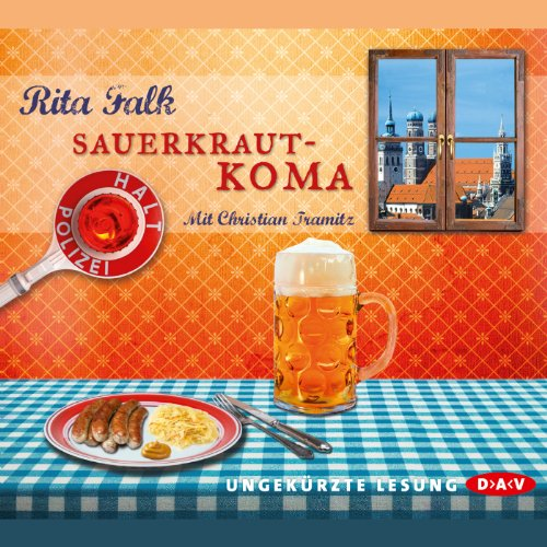 Sauerkrautkoma (Franz Eberhofer 5) audiobook cover art