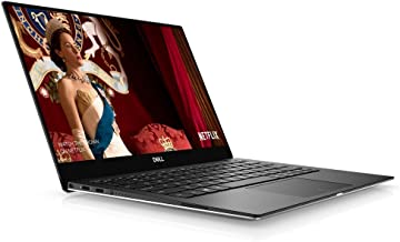 "Dell XPS 9370 Laptop, 13.3"" UHD (3840 x 2160) InfinityEdge Touch Display, 8th Gen Intel Core i7-8550U, 16GB RAM, 512 GB SS..."