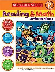 top 10 scholastic preschool workbooks Preschool Jumbo Reading and Math Tutorials
