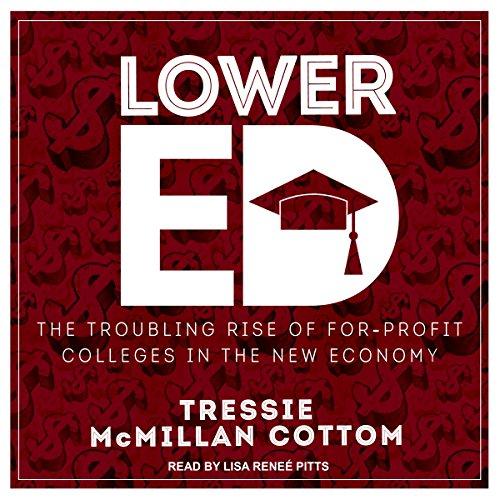 Lower Ed audiobook cover art