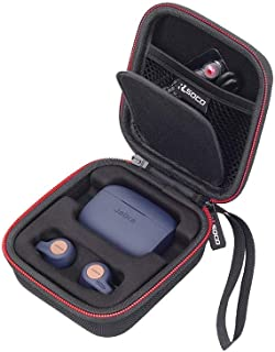 RLSOCO Carrying Case for jabra Elite 85t/Jabra Elite 75t/ Jabra Elite Active 75t/Jabra Elite 65t/ Jabra Elite Active 65t T...