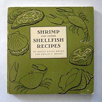 Shrimp and other Shellfish Recipes 0378012428 Book Cover