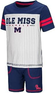 ole miss pinstripe baseball jersey