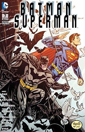 Batman/Superman: Bd. 7: Fünf gegen Vandal Savage