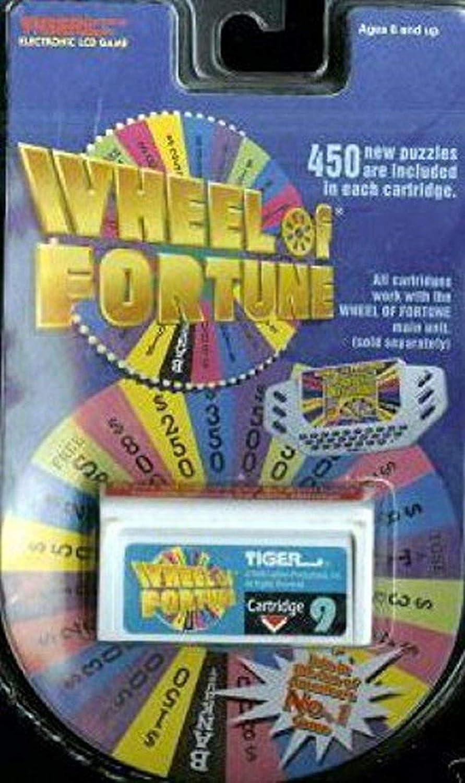 Wheel of Fortune Cartridge 9