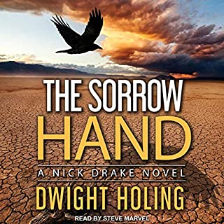 The Sorrow Hand audiobook cover art