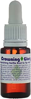 Living Libations - Organic/Wildcrafted Crowning Glory Hair Oil (15 ml)