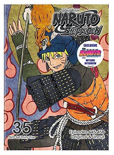 Naruto Shippuden Uncut Set 35 (DVD)