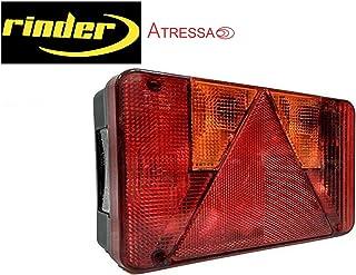 Rinder 136450011 Cristal Completo C//Reflex 170